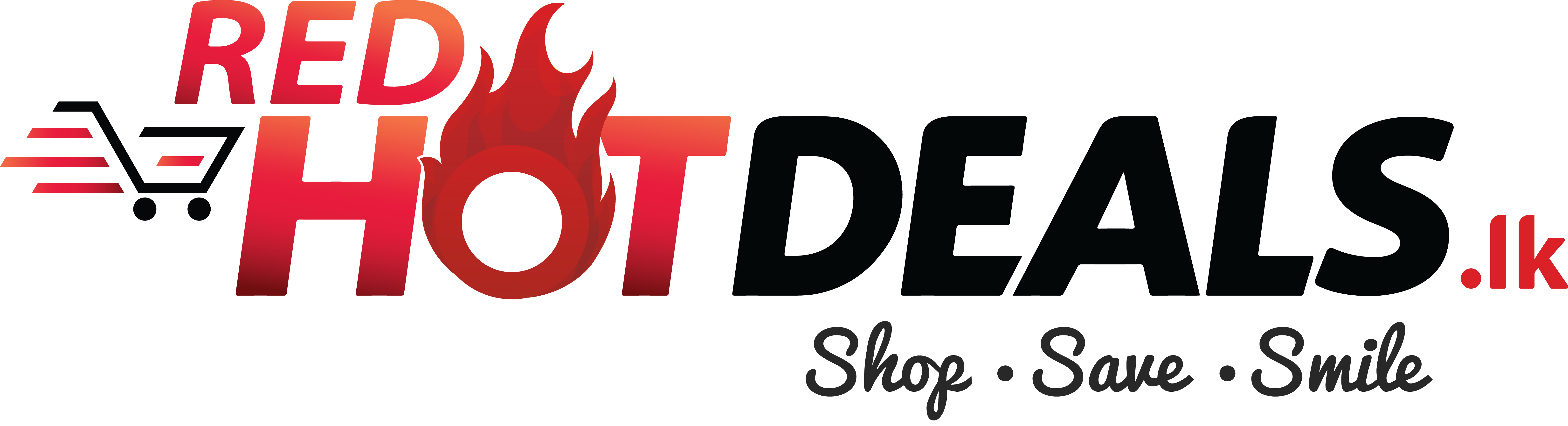 Red Hot Deals Logo